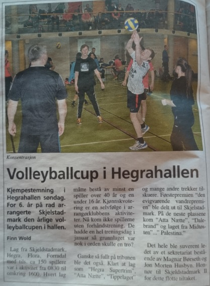 Volleyballcup 2014