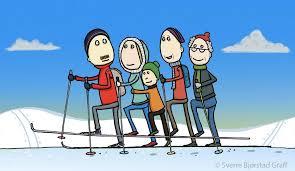 Ski - Absurdgalleriet